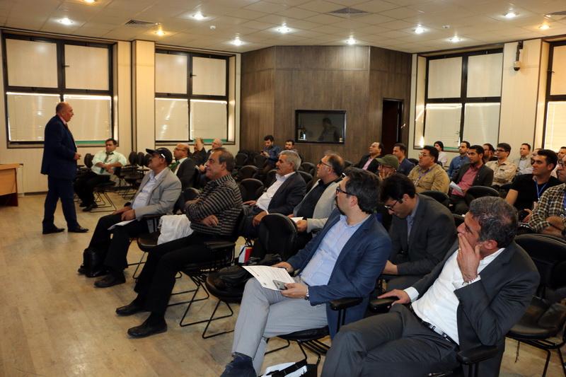 کارگاه آموزشی شرکت اکوپلنت با معرفی WHR و تکنولوژی ORC و راهکارهای غبارزدایی این شرکت
